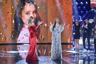 La ganadora la de la última edición, que consiguió altos índices de audiencia, fue la madrileña Adara Molinero.