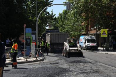 La calle Antonio Leyva se asfaltará en su totalidad.
