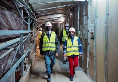 Los trabajos, que suponen una inversión de 11,7 millones de euros, forman parte de los planes de Modernización y de Accesibilidad del suburbano madrileño.