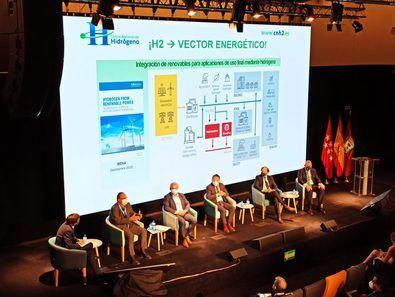 En el debate, que ha contado con la presencia del delegado de Medio Ambiente y Movilidad, Borja Carabante, ha participado un grupo de altos representantes de instituciones públicas, del sector del transporte urbano a nivel nacional e internacional, del mundo académico y de la industria.