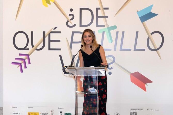 Andrea Levy, ha destacado el papel fundamental que tiene la gastronomía en Madrid, con una variedad y oferta muy amplía para todos los gustos. En este sentido, los hoteles de la ciudad se han convertido en puntos de referencia de cocina nacional e internacional y ha subrayado el apoyo del Ayuntamiento a iniciativas como Hotel Mapa Tour.
