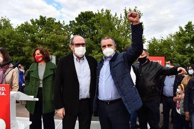 Gabilondo y Franco dejan el PSOE-M