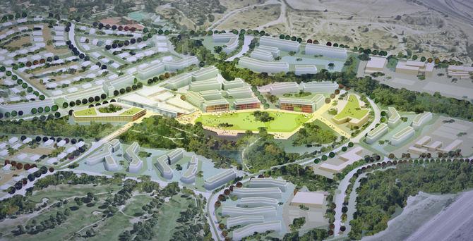 El proyecto aunará el paisaje urbano con el entorno natural, potenciando la movilidad peatonal y ciclista. Se construirán 1.393 viviendas, de las que el 45 % serán protegidas y el Ayuntamiento obtendrá 375 viviendas públicas para la EMVS. El ámbito se complementará con uso comercial, además de equipamientos y servicios colectivos.