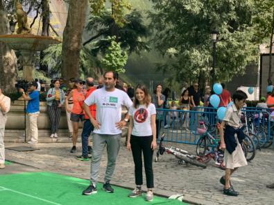 El tenis tomará el Paseo del Prado el 17 de octubre