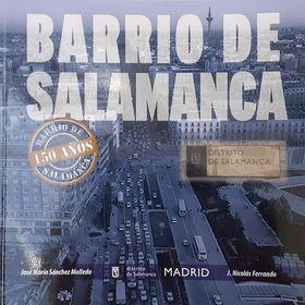 El libro se podrá conseguir de forma gratuita en los centros culturales del distrito de Salamanca y en la Biblioteca Pública Municipal David Gistau.