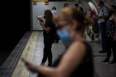 Refuerzos en Metro, EMT y Cercanías