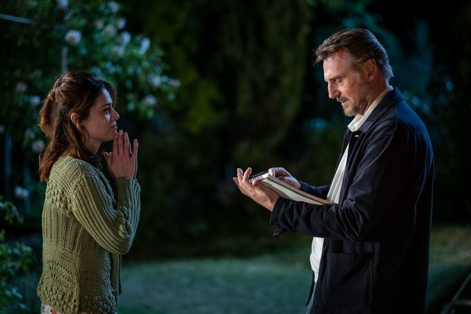 'Una villa en la Toscana', una comedia ligera estival protagonizada por Liam Neeson