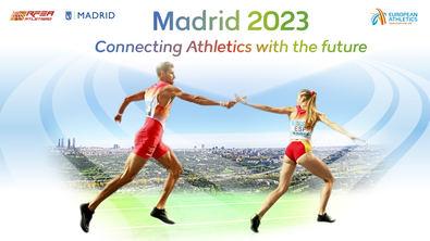 El Consejo de European Athletics, reunido en Lausana, ha subrayado la excelente calidad de la propuesta de Madrid 2023.