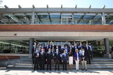 El Ayuntamiento colaborará con la asociación Madrid Futuro para el impulso de iniciativas conjuntas que redunden en un beneficio para la ciudad de Madrid y sus habitantes.
