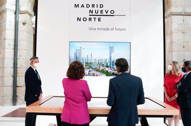 El aprovechamiento la energía del subsuelo de la capital es uno de los objetivos del actual gobierno municipal en los nuevos desarrollos urbanos, como Madrid Nuevo Norte, según ha explicado el Alcalde, José Luis Martínez-Almeida, en la inauguración del V Congreso de Madrid Subterra.