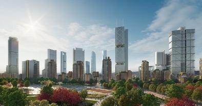 """Para Álvaro Aresti, la recuperación de la economía de Madrid estará basada en la sostenibilidad, porque """"Madrid Nuevo Norte es un proyecto 100% sostenible, que creará una ciudad 100% sostenible"""", ha afirmado."""