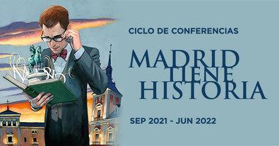 Las conferencias tendrán lugar en emplazamientos relacionados con el asunto que se abordará en los recorridos históricos y están programadas hasta la primavera de 2022.