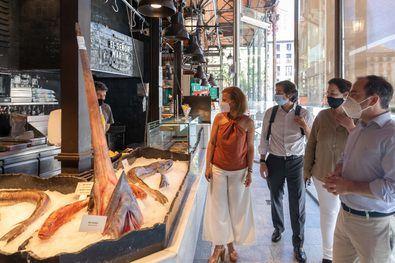 Ubicado en un edificio histórico, el Mercado de San Miguel se ha consolidado como  uno de los mercados gastronómicos más importantes del mundo.