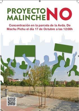 Vecinos de Hortaleza preparan una protesta contra el 'Proyecto Malinche' de Nacho Cano, para el 17 de octubre