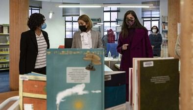 Durante el confinamiento por COVID-19 entre los meses de abril y junio, el número de lectores de libros aumentó hasta alcanzar el 76,9% de la población y el porcentaje de lectores frecuentes (semanales) subió hasta el 65,9%.