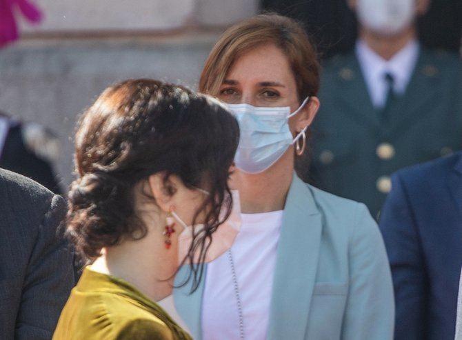 Mónica García se ha comprometido a 'ser la alternativa a las políticas de Isabel Díaz Ayuso, que va a descapitalizar aún más el sistema público'.