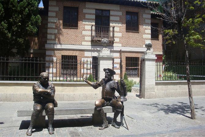 El Museo Casa Natal de Cervantes de Alcalá de Henares desarrollará un encuentro digital, bajo el lema 'El futuro de los museos: recuperar y recrear'.
