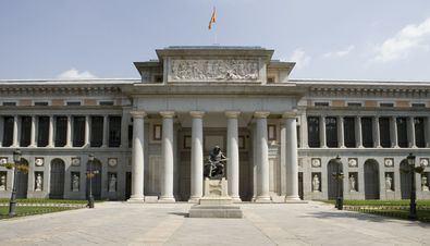 El Prado sale a las calles de Madrid
