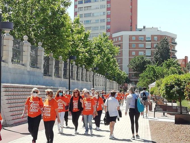Ya son 20 las rutas WAP puestas en marcha por Madrid Salud, con más de 100 kilómetros señalizados para promover la actividad física en un entorno adecuado y fácil para caminar.