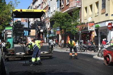 Los trabajos comenzarán en primavera y estarán encaminados a la reparación y renovación del pavimento de las calzadas de la ciudad que están en peor estado, con objeto de atenuar el efecto del temporal Filomena.