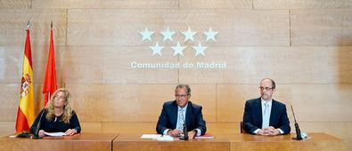 La Comunidad de Madrid planifica una vuelta segura a las aulas el próximo curso en función de la evolución del COVID-19. Así, el consejero de Educación y Juventud ha explicado las medidas que se entrarán en vigor en cada uno de los cuatro escenarios previstos.