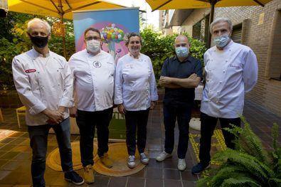 Una de las novedades de esta edición de Los Veranos de la Villa: 19 chefs han diseñado platos para cada uno de los 22 espectáculos de la programación.