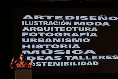 La delegada de Cultura, Turismo y Deporte explica que de este proyecto van a poder disfrutar todos los madrileños y recuerda que mereció la selección unánime de un jurado de expertos independientes.