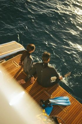 Una experiencia única, que ofrece una conexión con la naturaleza y con el mar.
