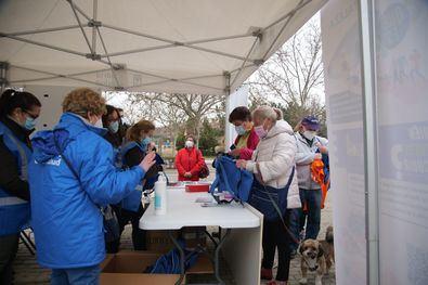 'Walking People-Gente que camina' surge de una iniciativa europea ya finalizada que Madrid Salud ha continuado desarrollando para promocionar hábitos saludables.