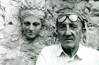 Sáenz de Oíza, en el vigésimo aniversario de su muerte