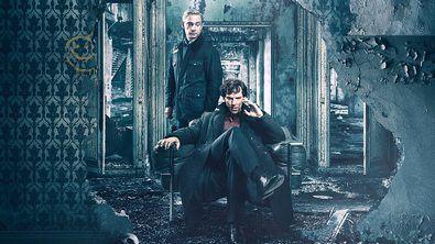 Mark Gatiss y Steven Moffat, creadores del proyecto, afirmaron en una entrevista con Radio Times que no ha habido negociaciones sobre el futuro de Sherlock, aunque una quinta temporada no está del todo descartada.