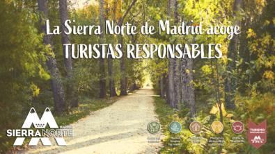"""La Sierra Norte pide """"resposabilidad"""" a los visitantes"""