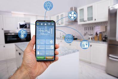 Los asistentes para el hogar, como Google Home o Alexa, permiten que los usuarios puedan conectar diferentes elementos de domótica de las viviendas, lo que permite un mayor ahorro energético sin necesidad de que los usuarios cuenten con varias aplicaciones.
