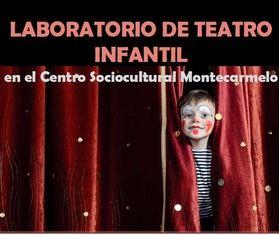 Taller de teatro infantil en el distrito de Fuencarral-El Pardo, artistas de la imaginación