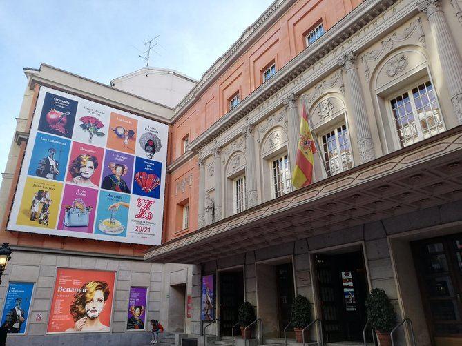 Todos los conciertos del ciclo 'Domingos de cámara' se celebran en el Ambigú del Teatro, con un precio único de 6 euros.