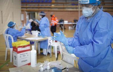Se vacunará contra la COVID19 'en tiempo récord'