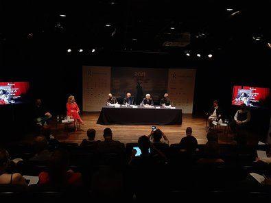'Tosca', de Puccini, llegará al Teatro Real el próximo domingo 4 de julio, con dirección de escena de Paco Azorín.