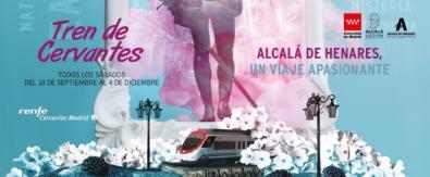 El Tren de Cervantes arranca este sábado