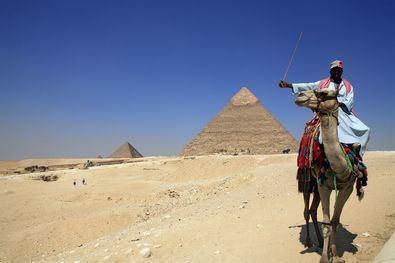 Egipto, el retorno de los faraones