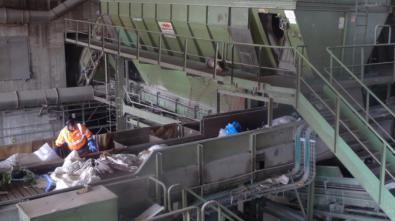 Las basuras de los municipios del este suponen un incremento del 20% de lo recogido en Valdemingómez.