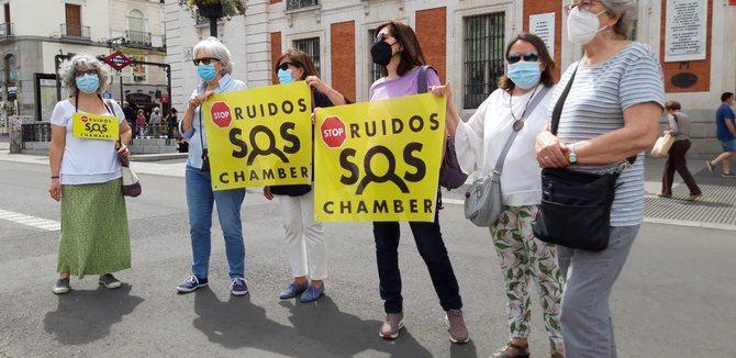 Vecinos de Chamberí exigen el cierre de la hostelería a las 00.00 horas para acabar con ruidos y favorecer el descanso