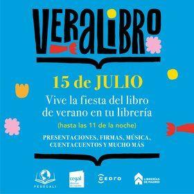 Libros de 200 librerías llenan hoy calles y plazas madrileñas para celebrar la 'Fiesta del Libro estival'
