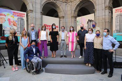 La cultura campa a sus anchas por Madrid