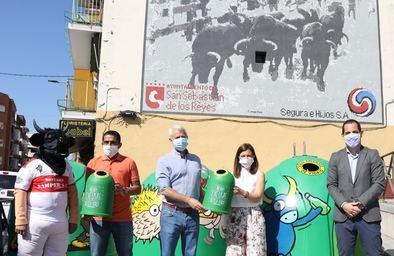 El esfuerzo realizado en el reciclaje de vidrio por parte de la ciudadanía de Sanse durante los meses de confinamiento se ha traducido en un crecimiento del 12,3%, resaltando la cifra del 31% más que se ha recogido durante el mes de mayo.