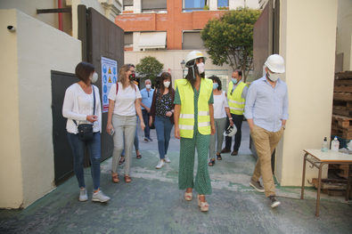 El Ayuntamiento de Madrid está realizando obras de conservación y mantenimiento en 184 centros, en los 21 distritos, por un presupuesto superior a los 11 millones de euros.
