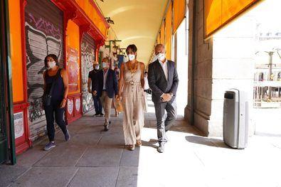 El Ayuntamiento de Madrid continúa reforzando la batería de medidas de apoyo al comercio de la capital.