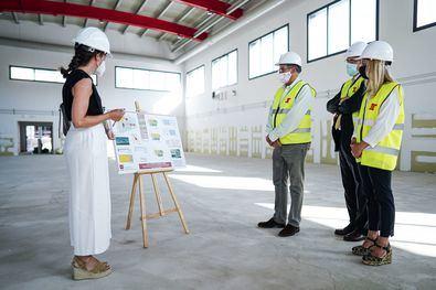 La Comunidad de Madrid creará 240 nuevas plazas públicas educativas con la inversión de cerca de tres millones de euros para la ampliación del IES Antonio Fraguas 'Forges', situado en el distrito de Arganzuela.