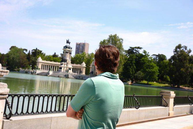 El parque del Retiro ha abierto hoy sus puertas a las seis de la mañana, como el resto de grandes zonas verdes de Madrid