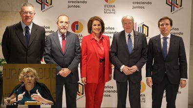 Alcaldes de Madrid frente al reto del coronavirus
