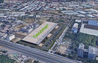 Se reordena el espacio de la antigua fábrica de Iveco-Pegaso, en el distrito de San Blas-Canillejas, para adaptarlo a las nuevas actividades económicas.